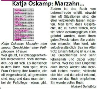 Katja Oskamp: Marzahn