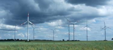 Windkraftanlagen Ostheide