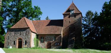 Ostheide Kirche Thomasburg