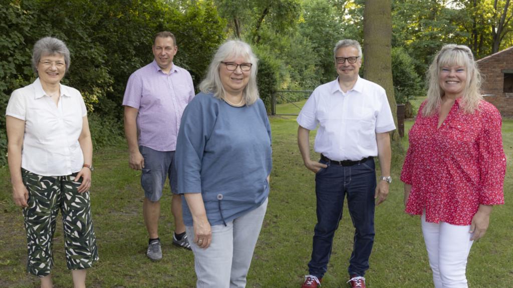 Gruppenfoto Reinstorf