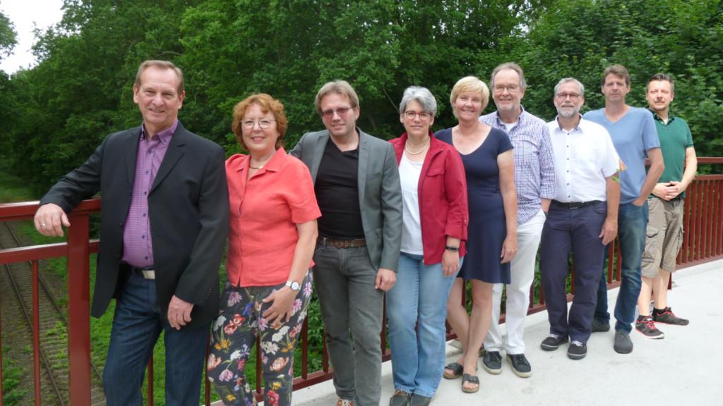 Gruppenfoto Wendisch Evern