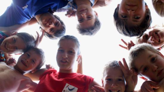 Ferien Kinder und Jugendliche