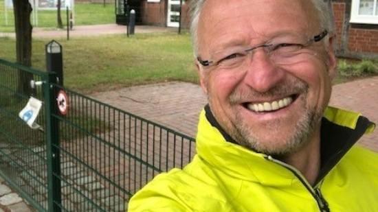 Radtour mit Norbert Meyer